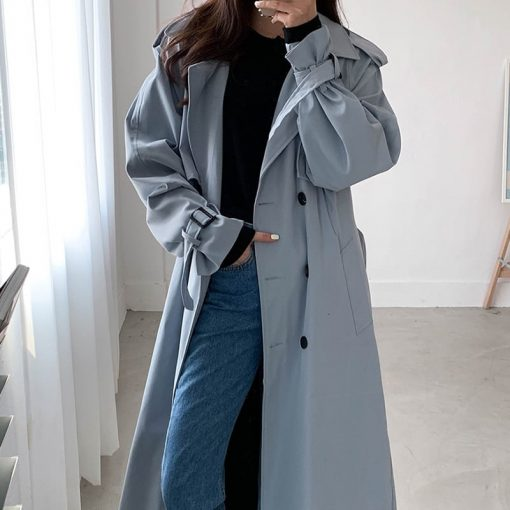 trench coat boutons