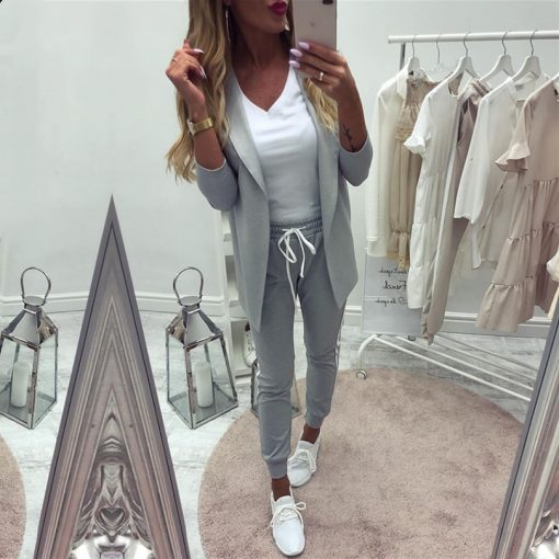 Ensemble jogging femme fashion: